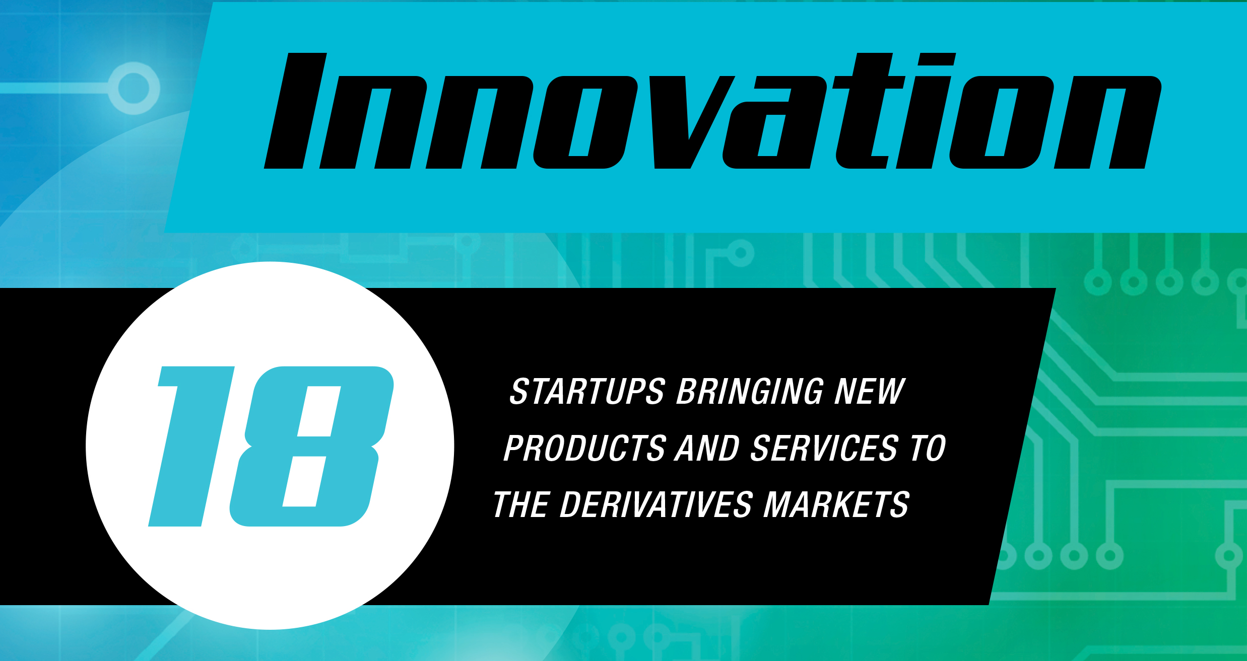 Innovation in the derivative markets